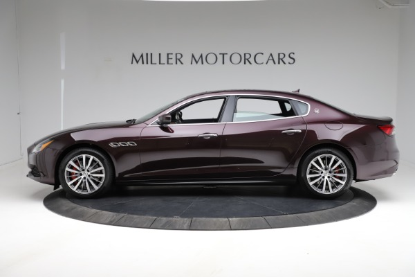 New 2021 Maserati Quattroporte S Q4 for sale $114,149 at Maserati of Greenwich in Greenwich CT 06830 2
