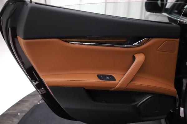 New 2021 Maserati Quattroporte S Q4 for sale $114,149 at Maserati of Greenwich in Greenwich CT 06830 20