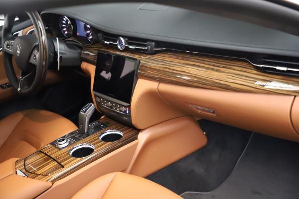 New 2021 Maserati Quattroporte S Q4 for sale $114,149 at Maserati of Greenwich in Greenwich CT 06830 21