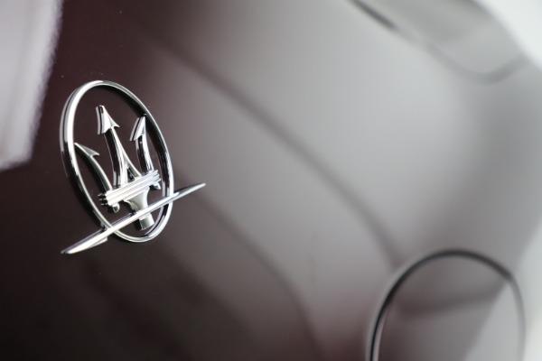 New 2021 Maserati Quattroporte S Q4 for sale $114,149 at Maserati of Greenwich in Greenwich CT 06830 23