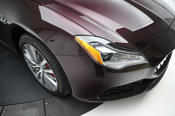 New 2021 Maserati Quattroporte S Q4 for sale $114,149 at Maserati of Greenwich in Greenwich CT 06830 24