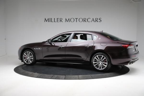 New 2021 Maserati Quattroporte S Q4 for sale $114,149 at Maserati of Greenwich in Greenwich CT 06830 3