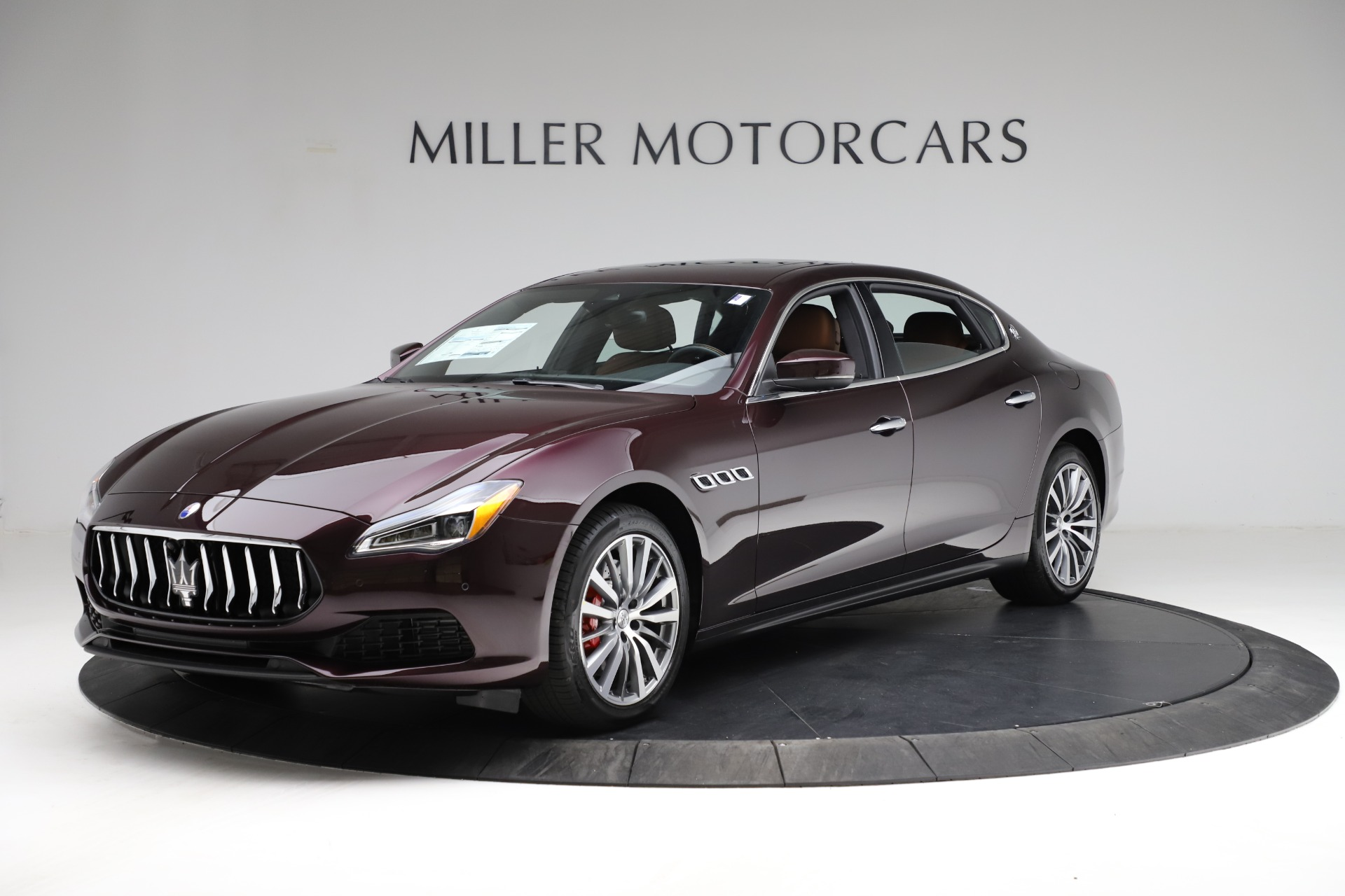 New 2021 Maserati Quattroporte S Q4 for sale $114,149 at Maserati of Greenwich in Greenwich CT 06830 1