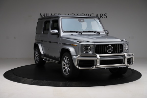 Used 2021 Mercedes-Benz G-Class AMG G 63 for sale $219,900 at Maserati of Greenwich in Greenwich CT 06830 11