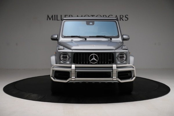 Used 2021 Mercedes-Benz G-Class AMG G 63 for sale $219,900 at Maserati of Greenwich in Greenwich CT 06830 12