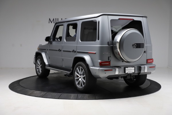 Used 2021 Mercedes-Benz G-Class AMG G 63 for sale $219,900 at Maserati of Greenwich in Greenwich CT 06830 5
