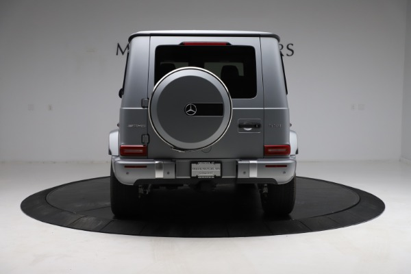 Used 2021 Mercedes-Benz G-Class AMG G 63 for sale $219,900 at Maserati of Greenwich in Greenwich CT 06830 6