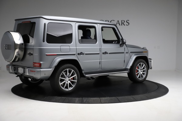 Used 2021 Mercedes-Benz G-Class AMG G 63 for sale $219,900 at Maserati of Greenwich in Greenwich CT 06830 8
