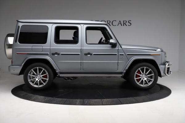 Used 2021 Mercedes-Benz G-Class AMG G 63 for sale $219,900 at Maserati of Greenwich in Greenwich CT 06830 9