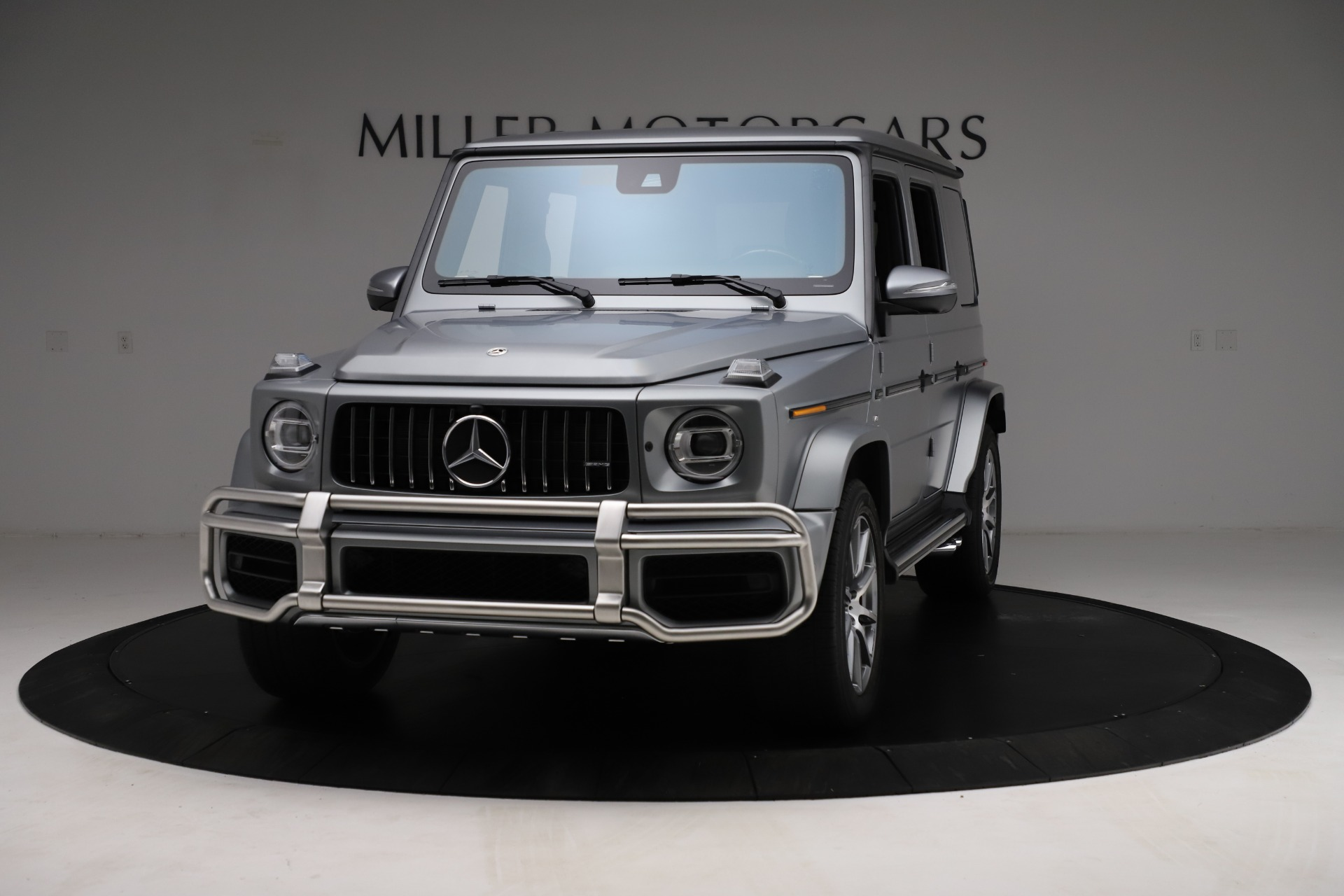 Used 2021 Mercedes-Benz G-Class AMG G 63 for sale $219,900 at Maserati of Greenwich in Greenwich CT 06830 1
