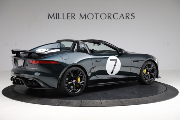 Used 2016 Jaguar F-TYPE Project 7 for sale $225,900 at Maserati of Greenwich in Greenwich CT 06830 10