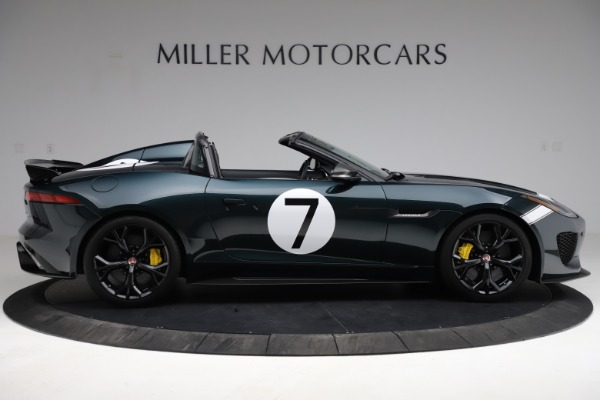 Used 2016 Jaguar F-TYPE Project 7 for sale $225,900 at Maserati of Greenwich in Greenwich CT 06830 11