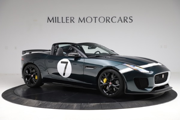 Used 2016 Jaguar F-TYPE Project 7 for sale $225,900 at Maserati of Greenwich in Greenwich CT 06830 12