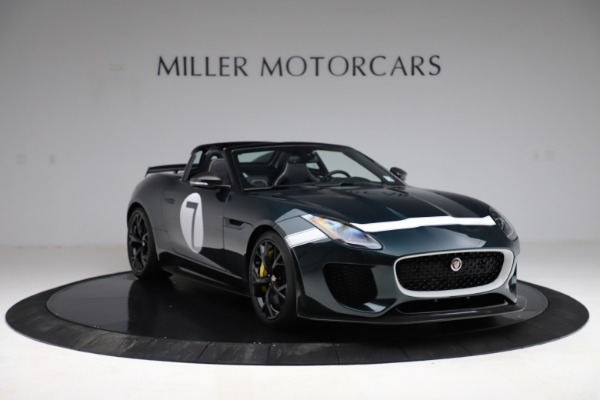 Used 2016 Jaguar F-TYPE Project 7 for sale $225,900 at Maserati of Greenwich in Greenwich CT 06830 13