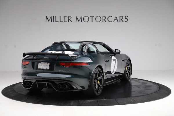 Used 2016 Jaguar F-TYPE Project 7 for sale $225,900 at Maserati of Greenwich in Greenwich CT 06830 17