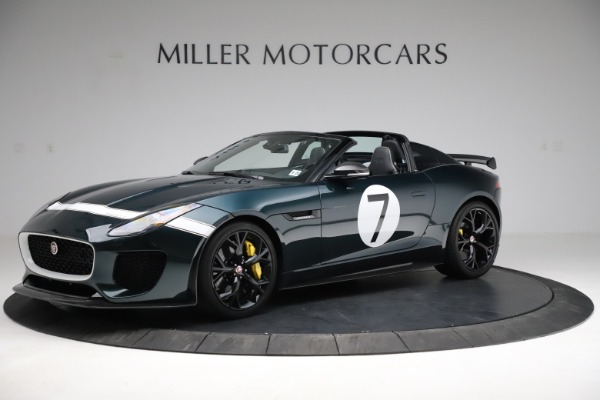 Used 2016 Jaguar F-TYPE Project 7 for sale $225,900 at Maserati of Greenwich in Greenwich CT 06830 2