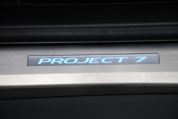 Used 2016 Jaguar F-TYPE Project 7 for sale $225,900 at Maserati of Greenwich in Greenwich CT 06830 22