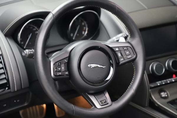 Used 2016 Jaguar F-TYPE Project 7 for sale $225,900 at Maserati of Greenwich in Greenwich CT 06830 27