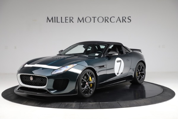 Used 2016 Jaguar F-TYPE Project 7 for sale $225,900 at Maserati of Greenwich in Greenwich CT 06830 4