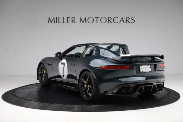 Used 2016 Jaguar F-TYPE Project 7 for sale $225,900 at Maserati of Greenwich in Greenwich CT 06830 7