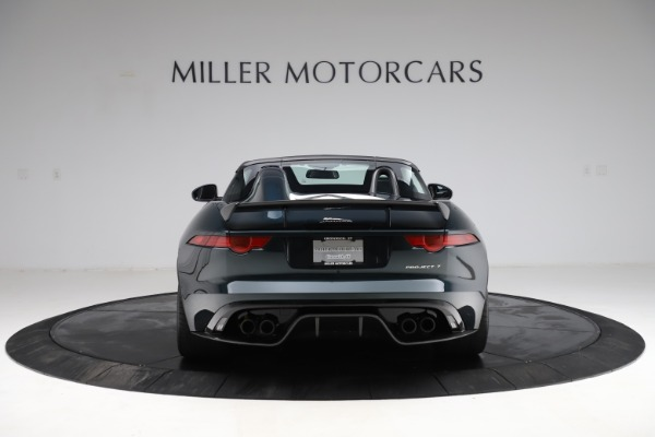 Used 2016 Jaguar F-TYPE Project 7 for sale $225,900 at Maserati of Greenwich in Greenwich CT 06830 8