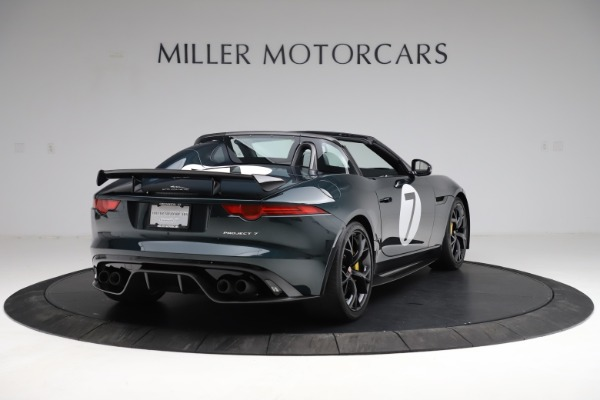 Used 2016 Jaguar F-TYPE Project 7 for sale $225,900 at Maserati of Greenwich in Greenwich CT 06830 9