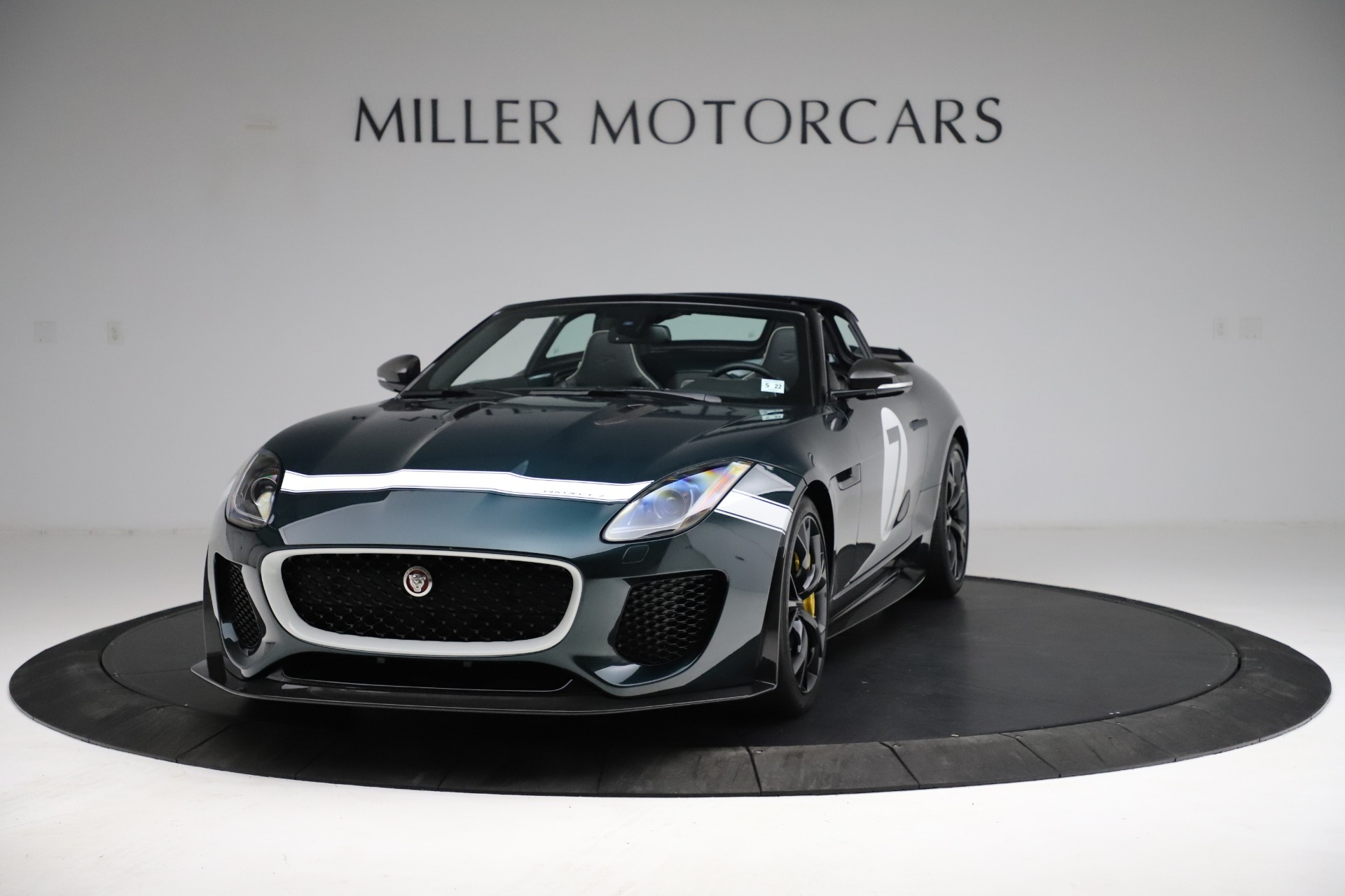 Used 2016 Jaguar F-TYPE Project 7 for sale $225,900 at Maserati of Greenwich in Greenwich CT 06830 1