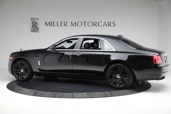 Used 2018 Rolls-Royce Ghost for sale $249,900 at Maserati of Greenwich in Greenwich CT 06830 4
