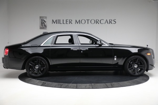 Used 2018 Rolls-Royce Ghost for sale $249,900 at Maserati of Greenwich in Greenwich CT 06830 8