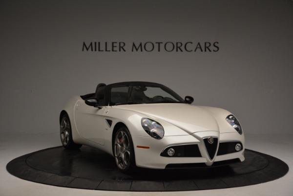 Used 2009 Alfa Romeo 8C Competizione Spider for sale $345,900 at Maserati of Greenwich in Greenwich CT 06830 11