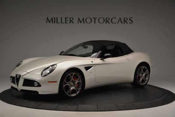 Used 2009 Alfa Romeo 8C Competizione Spider for sale $345,900 at Maserati of Greenwich in Greenwich CT 06830 13