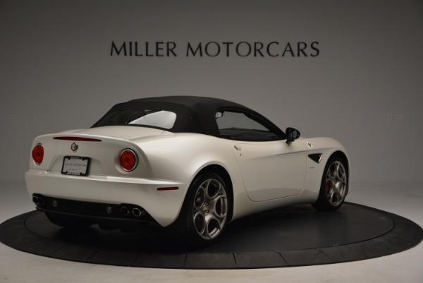 Used 2009 Alfa Romeo 8C Competizione Spider for sale $345,900 at Maserati of Greenwich in Greenwich CT 06830 16
