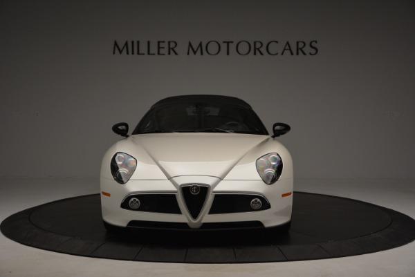 Used 2009 Alfa Romeo 8C Competizione Spider for sale $345,900 at Maserati of Greenwich in Greenwich CT 06830 18