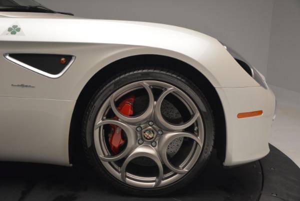Used 2009 Alfa Romeo 8C Competizione Spider for sale $345,900 at Maserati of Greenwich in Greenwich CT 06830 19
