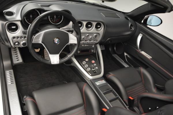 Used 2009 Alfa Romeo 8C Competizione Spider for sale $345,900 at Maserati of Greenwich in Greenwich CT 06830 20