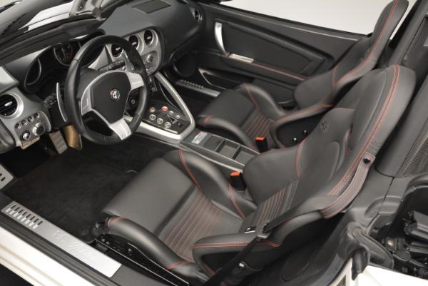 Used 2009 Alfa Romeo 8C Competizione Spider for sale $345,900 at Maserati of Greenwich in Greenwich CT 06830 21