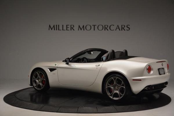 Used 2009 Alfa Romeo 8C Competizione Spider for sale $345,900 at Maserati of Greenwich in Greenwich CT 06830 4