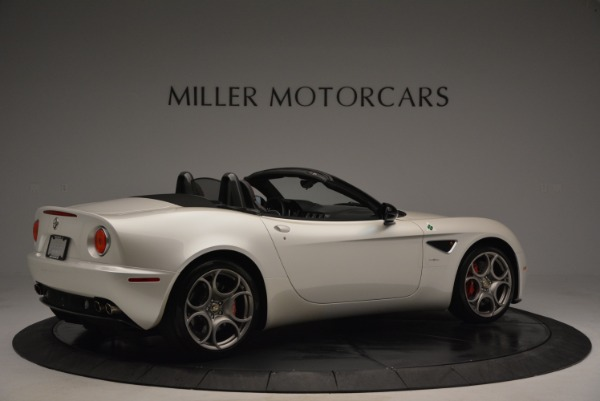 Used 2009 Alfa Romeo 8C Competizione Spider for sale $345,900 at Maserati of Greenwich in Greenwich CT 06830 8