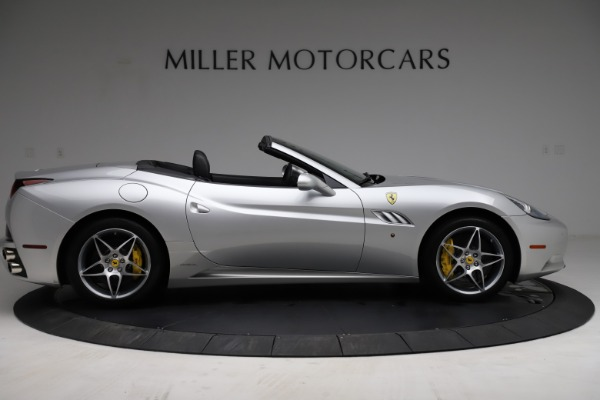 Used 2010 Ferrari California for sale $114,900 at Maserati of Greenwich in Greenwich CT 06830 10
