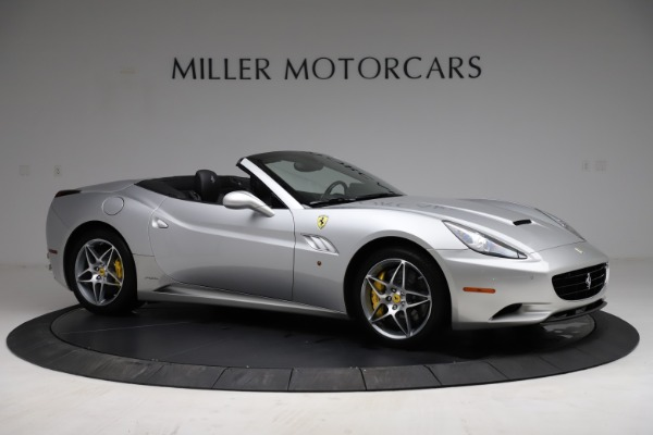 Used 2010 Ferrari California for sale $114,900 at Maserati of Greenwich in Greenwich CT 06830 11