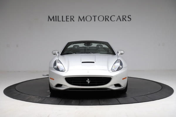 Used 2010 Ferrari California for sale $114,900 at Maserati of Greenwich in Greenwich CT 06830 13
