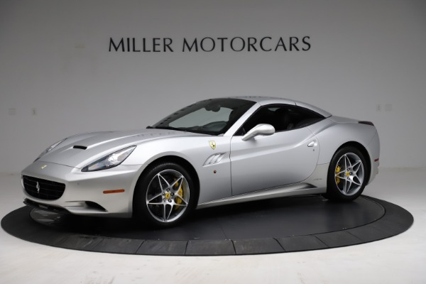 Used 2010 Ferrari California for sale $114,900 at Maserati of Greenwich in Greenwich CT 06830 14