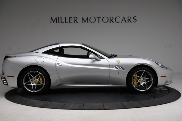 Used 2010 Ferrari California for sale $114,900 at Maserati of Greenwich in Greenwich CT 06830 19