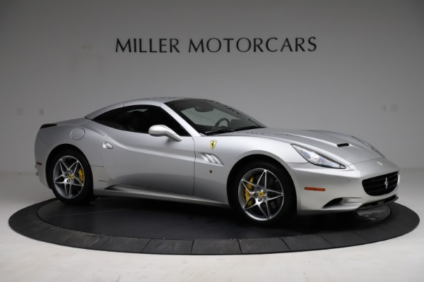 Used 2010 Ferrari California for sale $114,900 at Maserati of Greenwich in Greenwich CT 06830 20