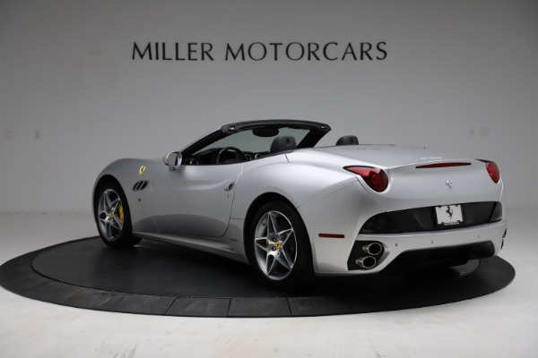 Used 2010 Ferrari California for sale $114,900 at Maserati of Greenwich in Greenwich CT 06830 5