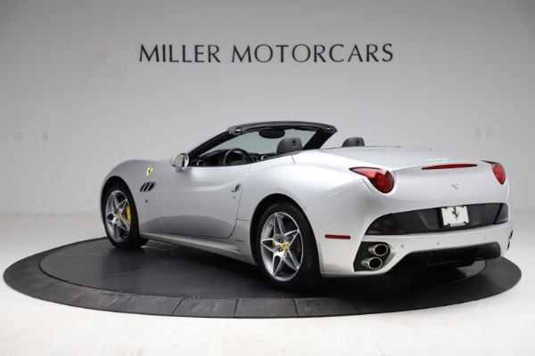 Used 2010 Ferrari California for sale $114,900 at Maserati of Greenwich in Greenwich CT 06830 6