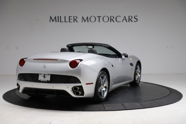 Used 2010 Ferrari California for sale $114,900 at Maserati of Greenwich in Greenwich CT 06830 8