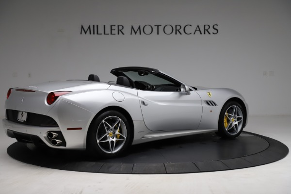 Used 2010 Ferrari California for sale $114,900 at Maserati of Greenwich in Greenwich CT 06830 9