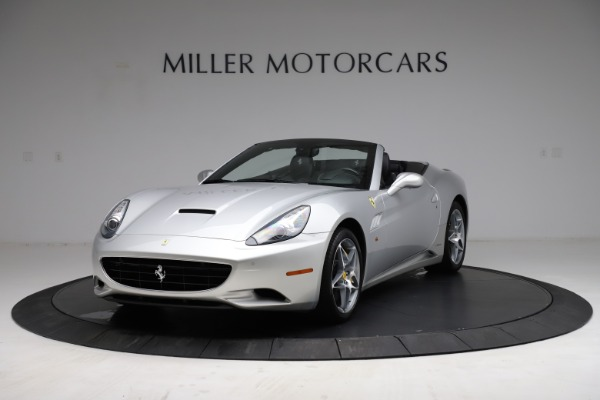 Used 2010 Ferrari California for sale $114,900 at Maserati of Greenwich in Greenwich CT 06830 1