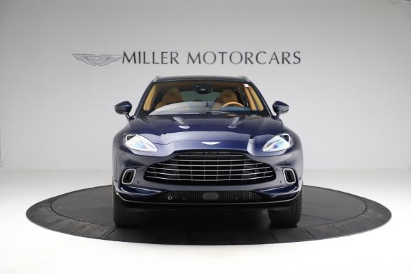New 2021 Aston Martin DBX for sale $205,386 at Maserati of Greenwich in Greenwich CT 06830 11
